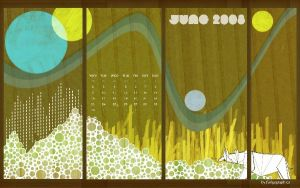 Rhino: June 08 Wallpaper Pack by fudgegraphics