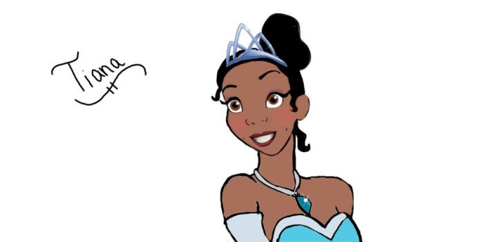 Tiana by CreativeChick92