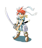 Crono by Scribblehatch