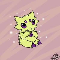 Shine bright like a Joltik by vigilantefreak