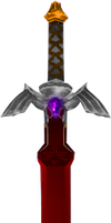 Dark Master Sword by iverie
