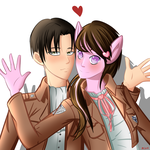 Piwy and Levi by Stephano-UltimateBro