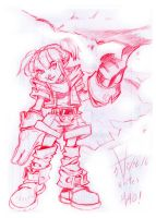 I LOVE BATTLE CHASERS!!! by an-HELL-us
