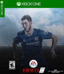 FIFA 17 XBOX ONE (Poster2) by Moussa-Gfx