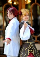 Say it in red - Umineko by Himecchin
