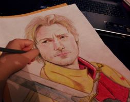 Jaime Lannister(2) by WickedWitchWorking
