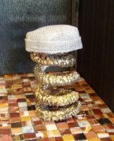 Steampunk House Kitchen Industrial Barstool Detail by Kyle-Lefort