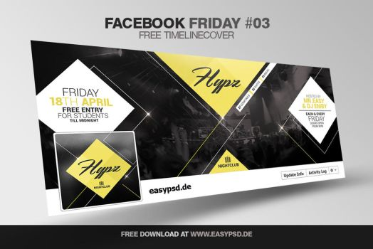 Facebook Friday #03 by pixelfrei