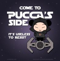 Darth Pucca by TerribleToadQueen