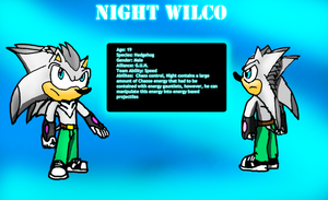 Night Wilco Reference by Abbadon771