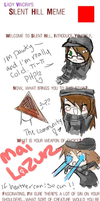 Silent Hill Meme by Pawky-san