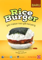 Rice Burger by Circle K by phroteus
