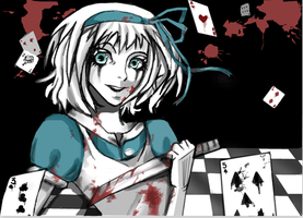 Alice in Murderland by Reicandy
