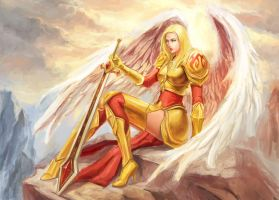 LOL-Kayle by ferrari780208