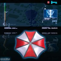RE: Umbrella Corporation Logo by DecanAndersen
