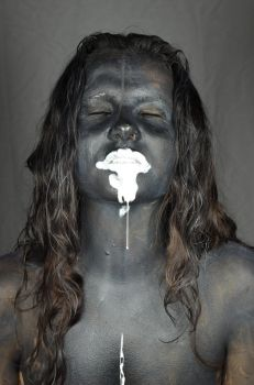 PaintFaceStock11 by Valerie-Mrosek-Stock
