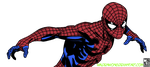 Spider Man Panel COLORED by RCKNP