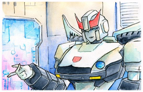 G1 Prowl by Aiuke