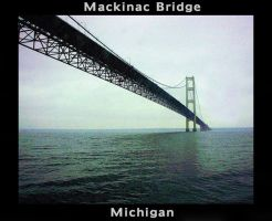 Mackinac Bridge by AG88
