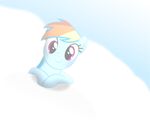 In The Clouds by PoniesWithCarsRule