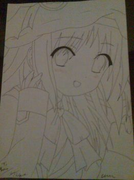 Kud Wafter : Little Busters by rocksanie