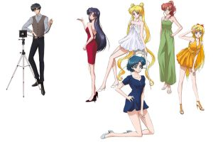 Sailor Moon Fashion by Narusailor