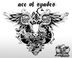 Ace of Spades by noizkrew