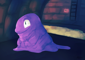 Cutie in the Sewer by xMortalvis