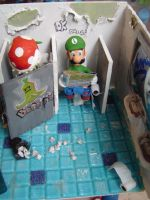figure luigi by espectrolune