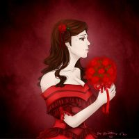 Red as the Rose by Treacly