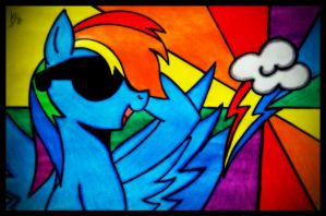 Rainbow dash. by Kaboderp-sketchy