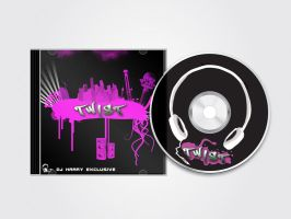 Twist CD cover .:Commision:. by GDSWorld