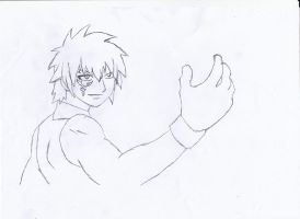 Jellal Draft by Sting-Eucliffe