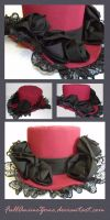 Blak Roses Hat by FullAnimeZone