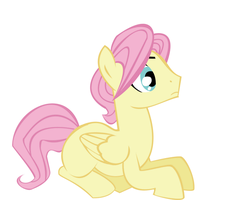 Male Fluttershy Vector by Derpilish
