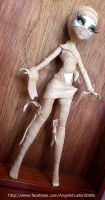 Mummy OOAK MH doll 2 by ButterflyInDisguise