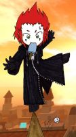 Axel's Sense of Balance. by Mari-Keiyou