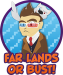Far Lands or Bust by kodychristian