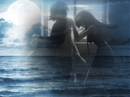 Tatsumi and Akame Wallpaper 5 by weissdrum