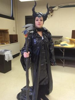 Maleficent Costume by Dancing-Koi