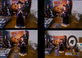 New Frollo Statue by ChristineFrollophile