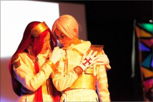 Trinity Blood - The story of us by Ravenic