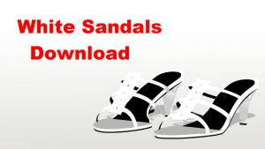 White Sandals DOWNLOAD by RiSama