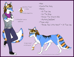Random Character Reference by Eluned
