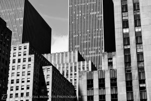 New York City Buildings by inessentialstuff
