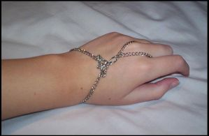 slave bracelet by something-i-am-not