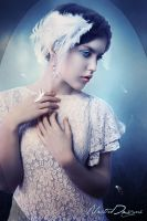 Memories of a swan by Neitin