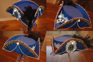 Prussia Tricorn by NoFlutter