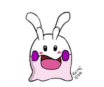 Shiny Goomy~ by Korrae