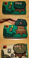 Zelda DSi or lite Sleeve by eternalrequiem
